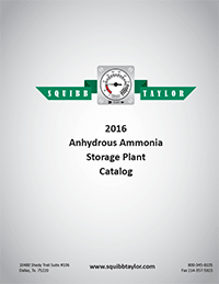 Squibb Taylor - Anhydrous Ammonia Storage Plant Catalog image