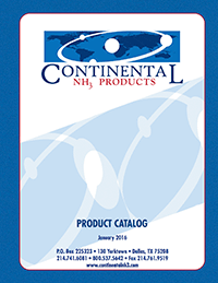 Continental NH3 Products Catalog image