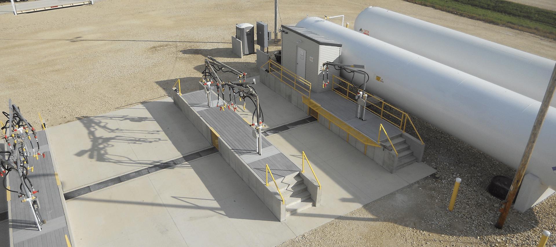 Full Ammonia Plant Setup