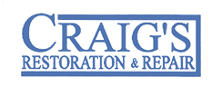 Craigs Restoration & Repair logo